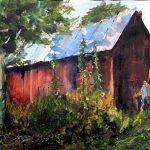 WABI-SABI Watercolor Workshop